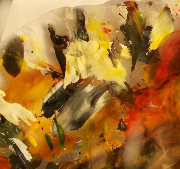 obrazy olejne abstrakcja agat